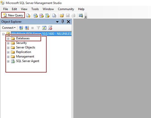 CRUD Operations In SQL Server 2008