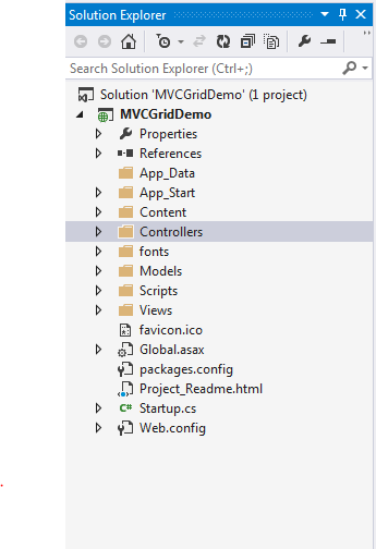 A Simple Way to Implement Grid using MVC – Suraj | Coding Passion