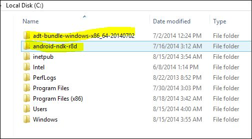 how to use android sdk manager on windows