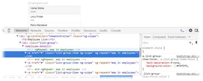 how to create custom directive in angularjs