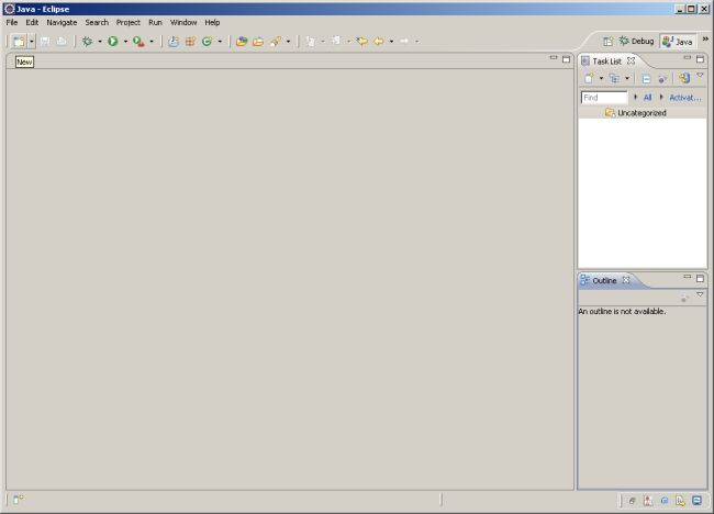 how to open a java file as jframe file