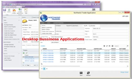 Desktop Business Applications