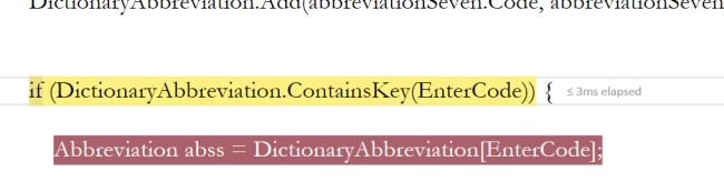 how to use dictionary c
