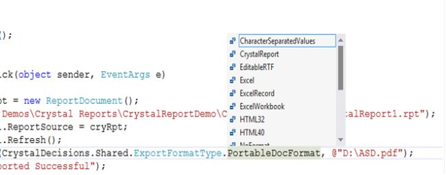 Writing sql expressions in crystal reports | thinkGiraffe - Design ...