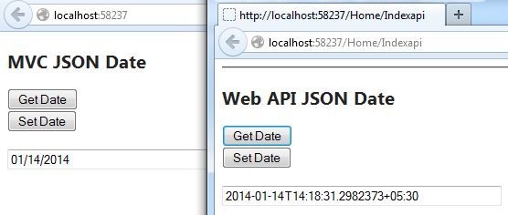 jquery - How do I format a Microsoft JSON date? - Stack