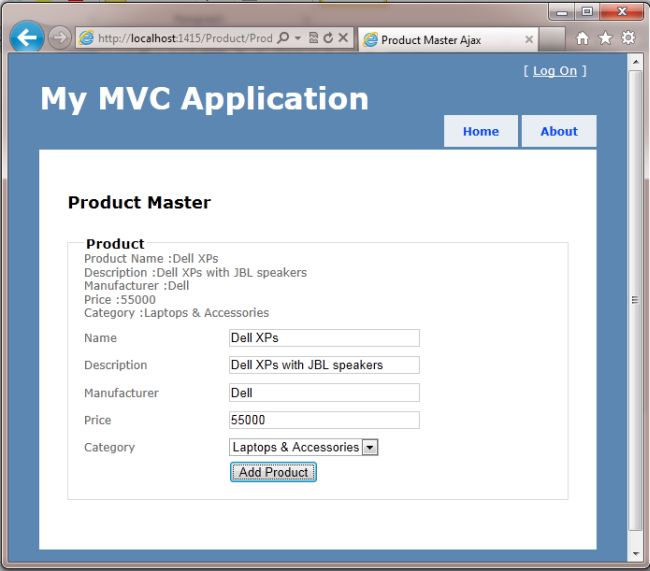 working with html beginform and ajax beginform in mvc 3 login form using ajax and jquery php dev zone