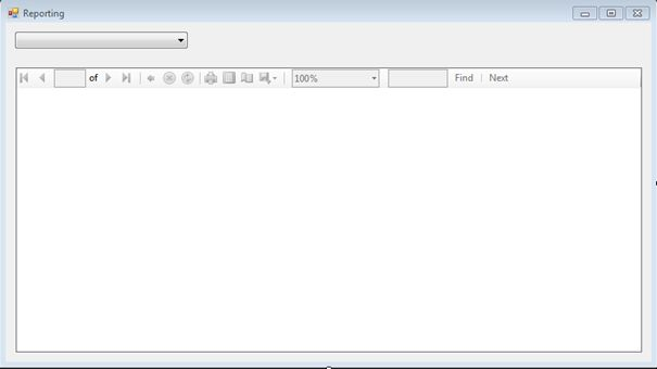 How to Use Report Viewer in Visual Studio 2012