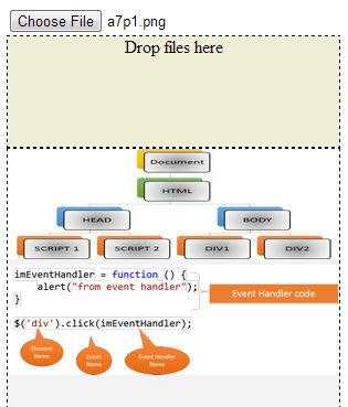 Creating a File Uploader Using JavaScript and HTML 5 | Code