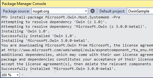 convert project to console application visual studio