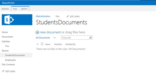 StudentsDocuments