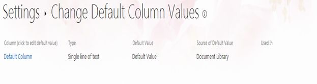 how to change value in column db2