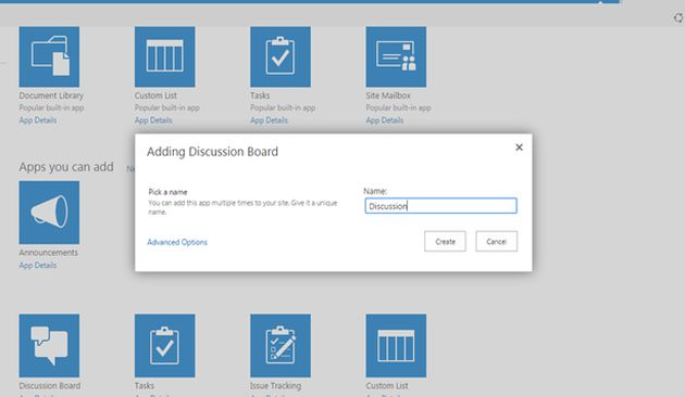 Discussion Boards in Office 365 And SharePoint 2013