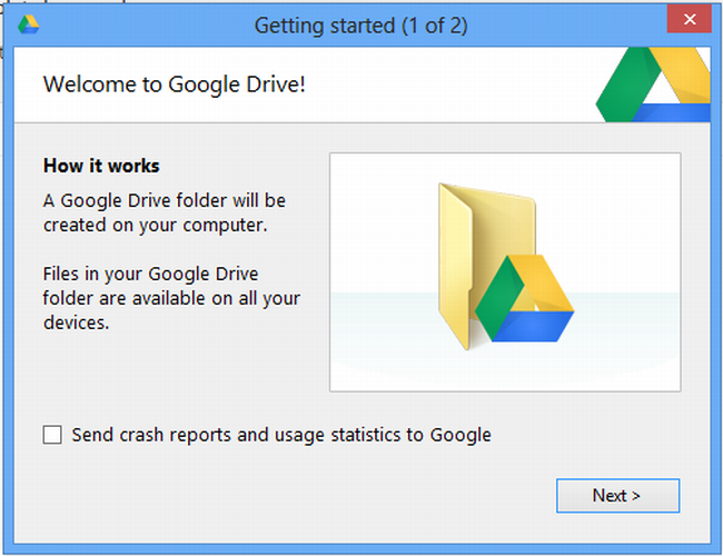 how to download google drive files to pc