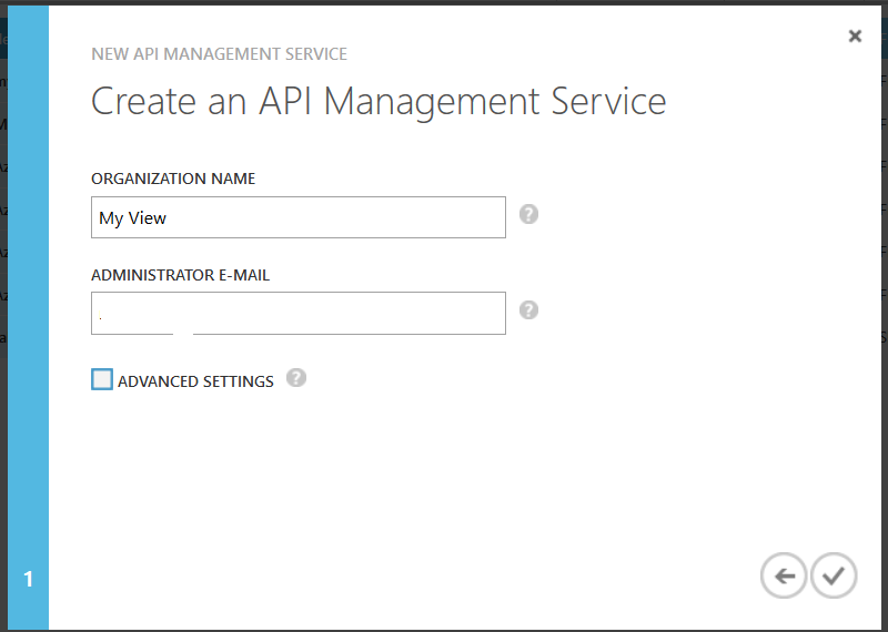 Write api services florida