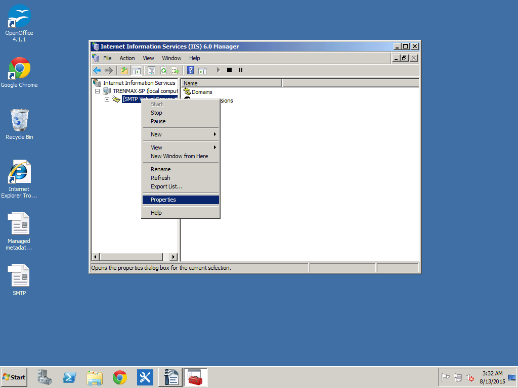 how to open smtp port 25 in windows 7