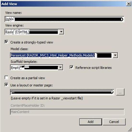 html helper classes in mvc pdf