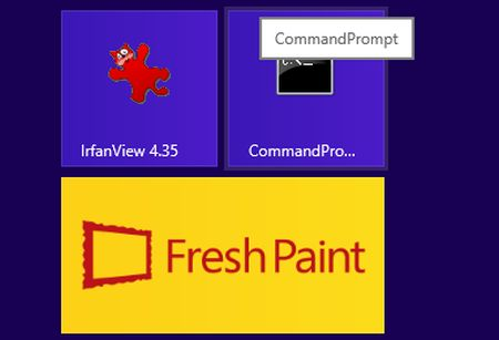 in command prompt how to go to desktop