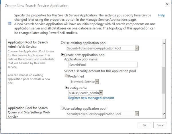 Search Service Application In SharePoint 2013
