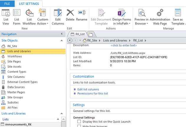 Deploy Custom List Forms Using PowerShell In SharePoint 2013