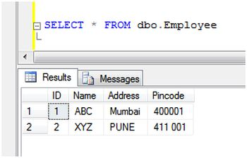 Write a query that shows use of flashback version query