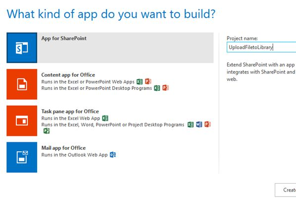 How to Upload File in Document Library in SharePoint Using