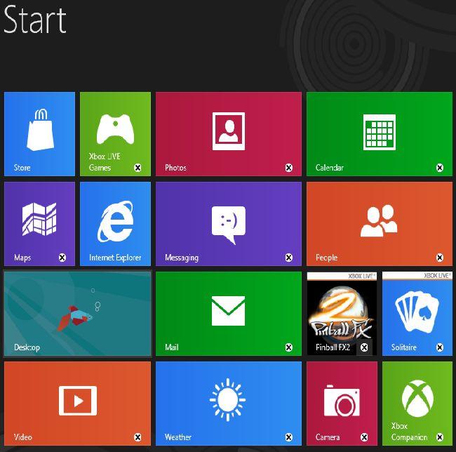 Add Start Menu Toolbar on Taskbar in Windows 8