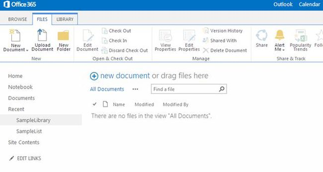 document deleted in sharepoint