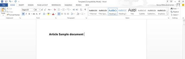 edit in a sharepoint document