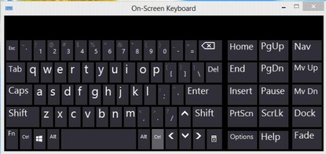 how to change screens of a window ikeyboard keybind