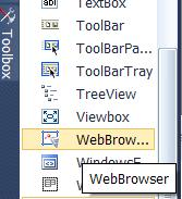 Build a Web Browser in WPF and C#