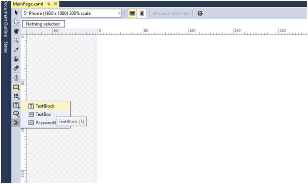 UWP: Converting Text into Vector Image Using Microsoft