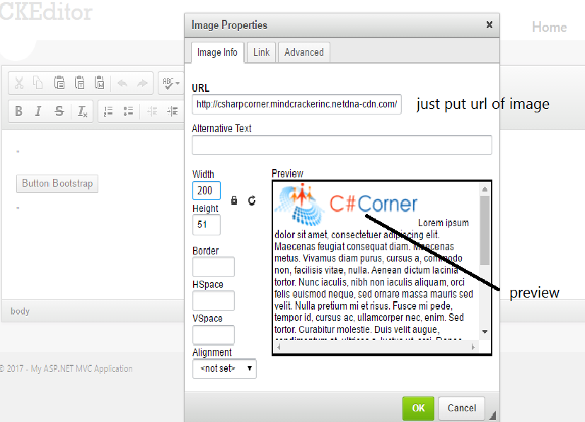 Add Custom File Upload In CKEditor