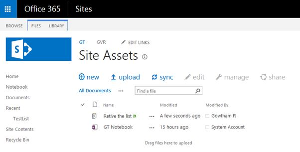 Create List Using JavaScript in SharePoint 2013
