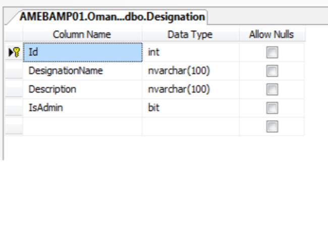 CRUD, Paging, Sorting, Searching With AngularJS In MVC