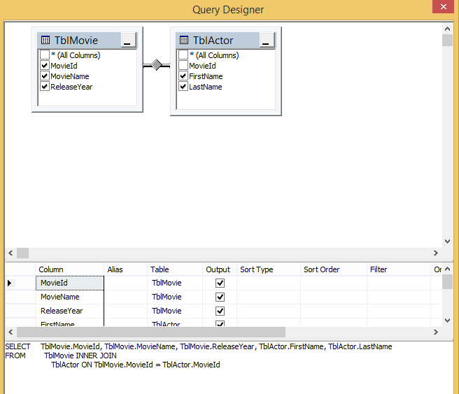 Easiest way to join two or more sql tables - How to merge two tables in sql ...