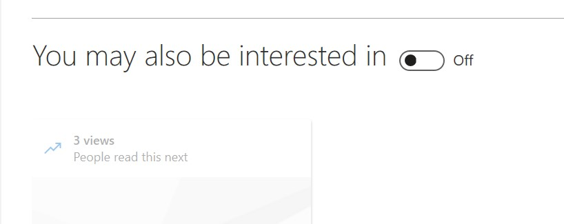 SharePoint - You May Also Be Interested In