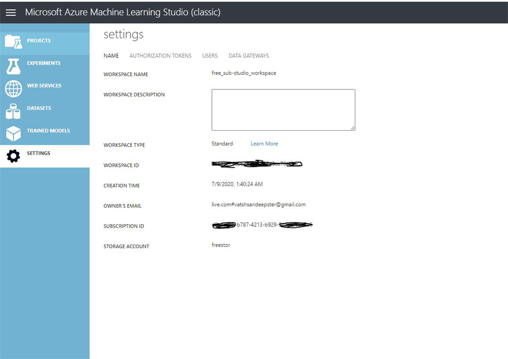 Overview Of Azure ML And ML Studio