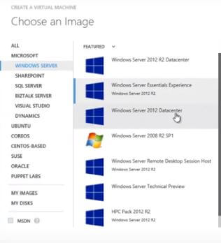 Microsoft Azure - How To Get Details About Azure VM Images