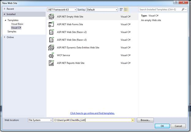 Bind CheckBoxList And Get The Selected Items In ASP NET C#
