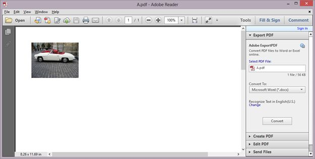 how to add pdf file into cbs