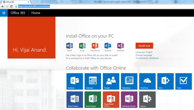 Office 365 how to set up an app catalog on sharepoint 2013 online - Comment installer office 365 ...