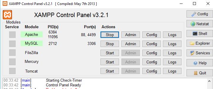 Step By Step Bind MySQL Data To ASP NET GridView