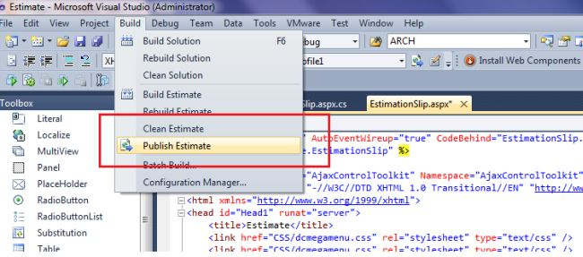 Deploy ASP Net Website on IIS in Our Local Machine