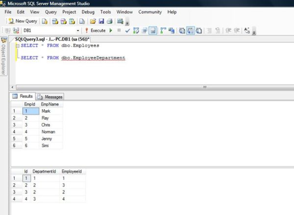 what is correlated subquery in sql with example