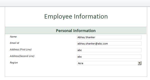 Bind InfoPath 2010 Dropdown List With SharePoint 2013 List
