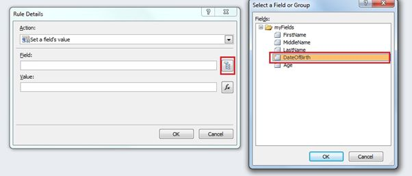 infopath 2013 tutorial sharepoint: Calculate Age in Year in InfoPath Form in SharePoint 2019