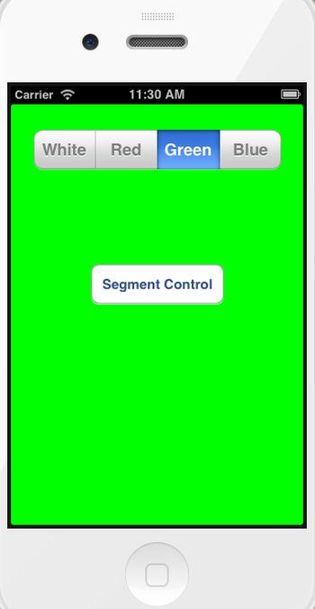 Segmentation of ipad