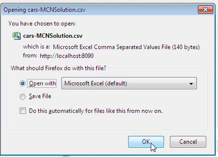 Write csv overwrite a file