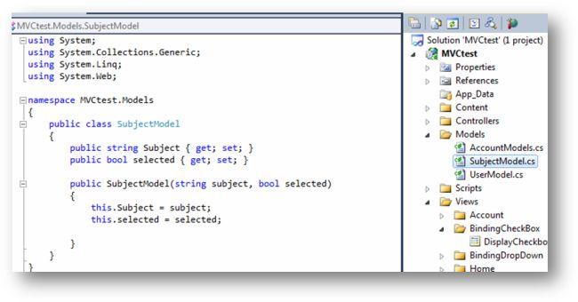 Binding CheckBoxList in ASP Net MVC2