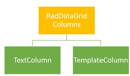Working With Columns Width in RadDataGrid in XAML Based Windows